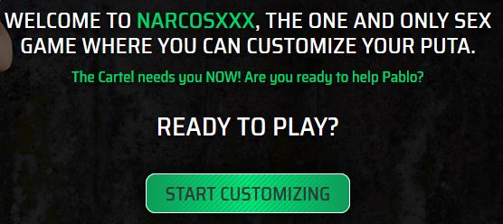 NarcosXXX Mexico Start Play