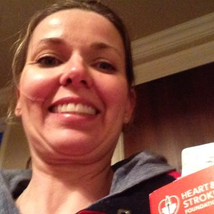 7pm Canvassing for Heart & Stroke