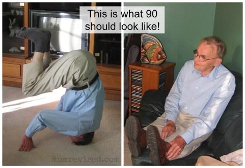 turning 99 mum revised