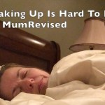 Waking Up is Hard To Do–A Parody