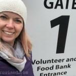 Week 17: Volunteering at a Food Bank