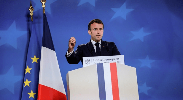 LANGUAGE BARRIER France plans to oust English as the bloc's most common tongue and use French in EU meetings