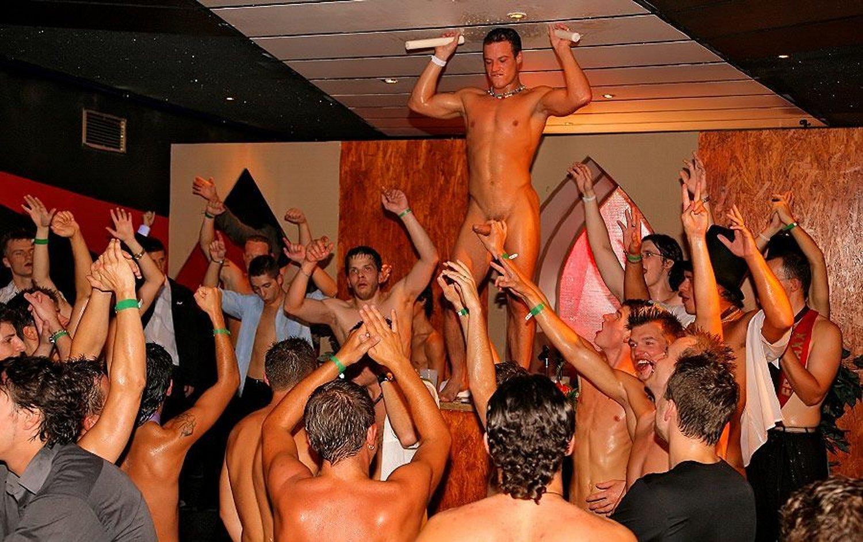 Gay Party Sex