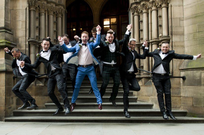 Gay Wedding Celebration