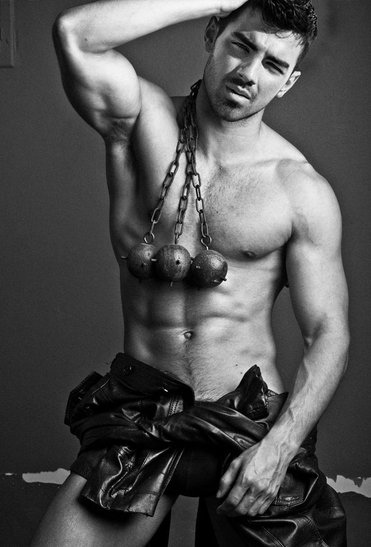 Hot Man Photo