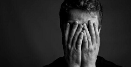 Male Victim Depressed