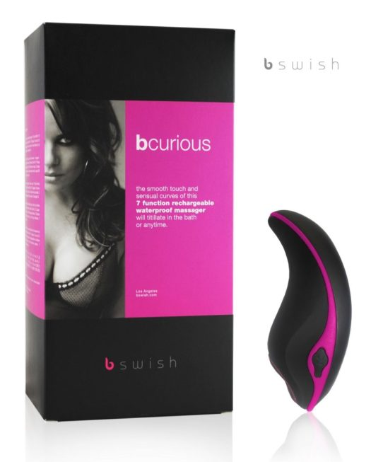 BCurious Massager