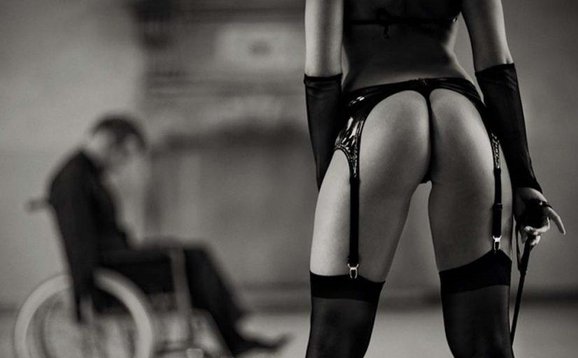 Bondage BDSM Wheelchair