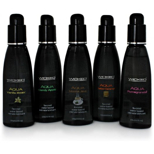 Review Wicked Lube Aqua