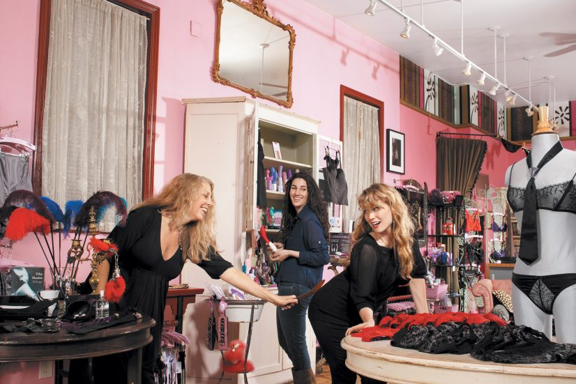 Sex Shop Products Photo