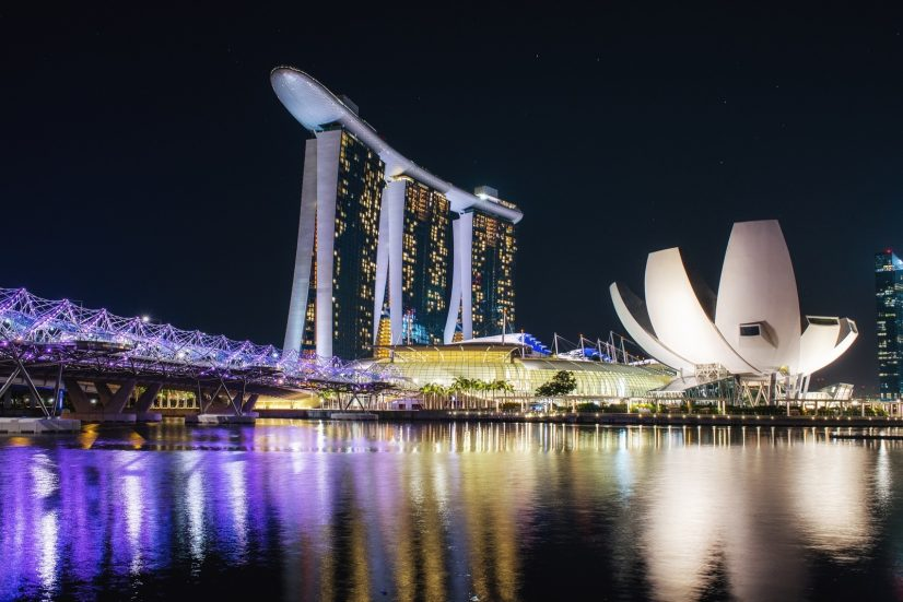 Singapore Water View