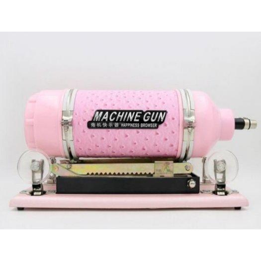 Pink Sex Machine Medchanical Dildo