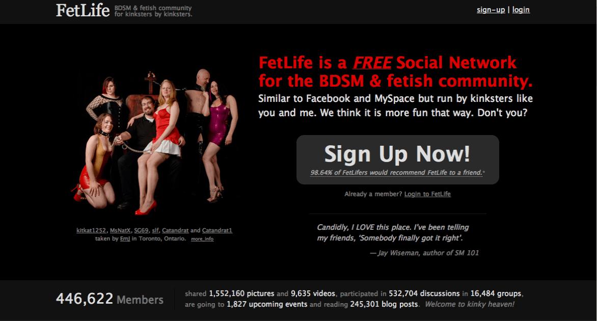 Fetlife Community
