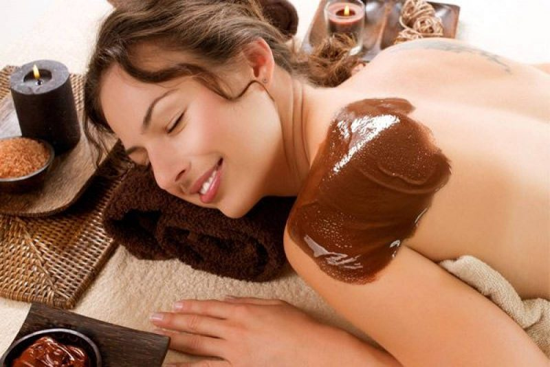 Chocolate Relaxation Exercise