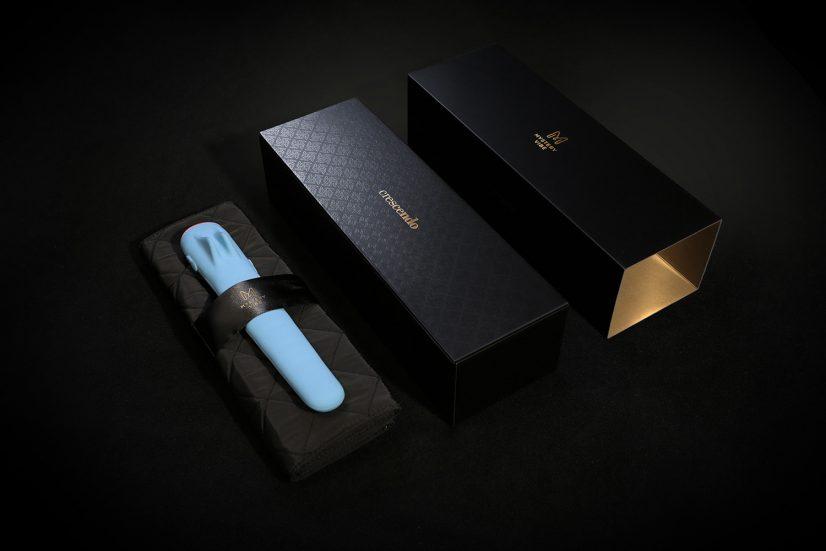 Mystery-Vibe Crescendo Bendable Vibrator