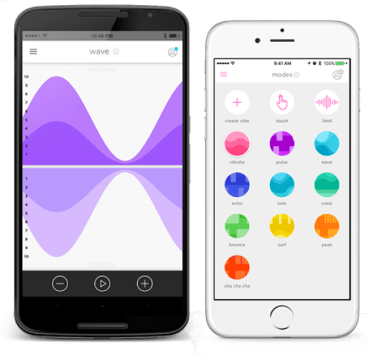 We-Vibe Sync Mobile Application Download Image