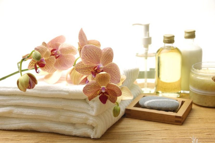 Massage Towel Products Photo