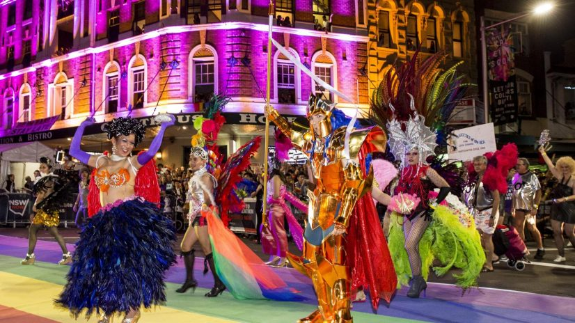 Sydney Mardi Gras Photo