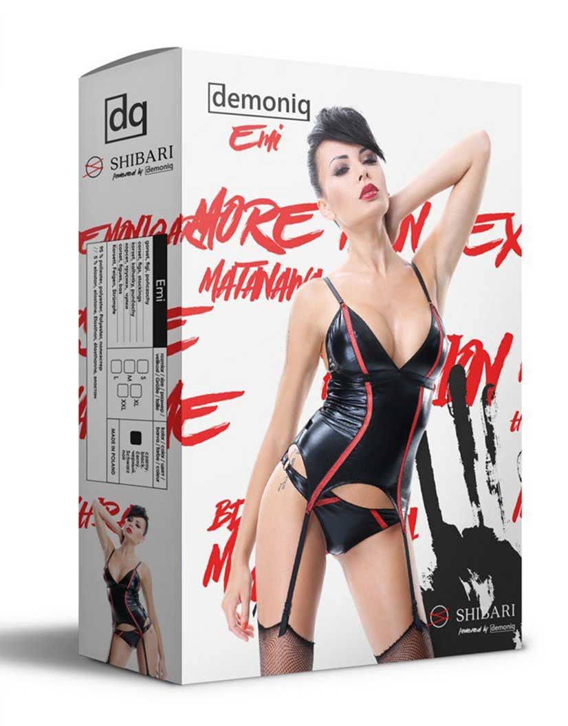 Demoniq Shibari Collection Image