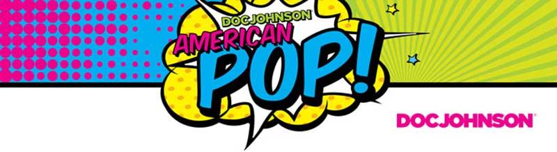 Doc Johnson American Pop Sex Toy Range
