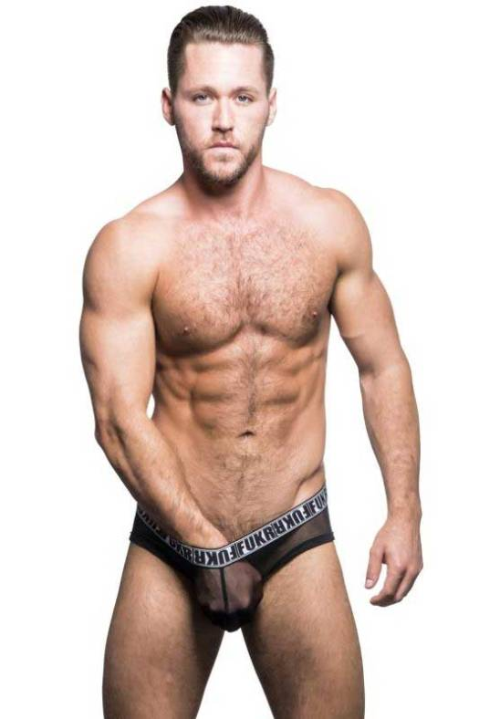 FUKR Mesh Brief Photo