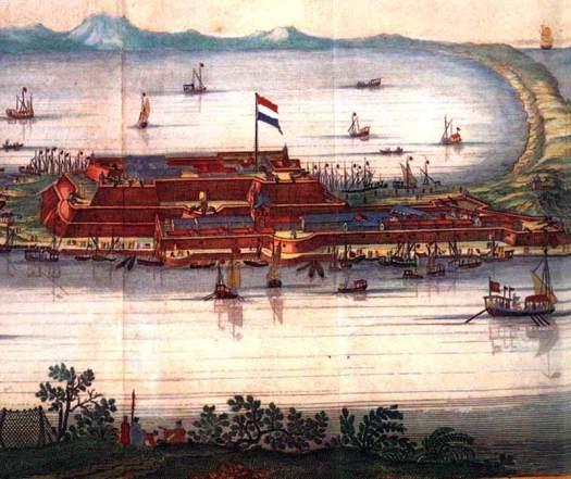 Fort Zeelandia Image