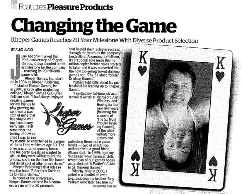 Kheper Games News Article