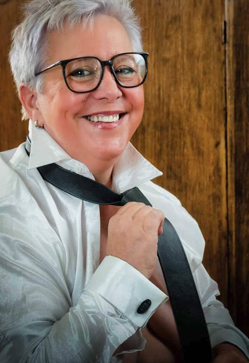 Janet W. Hardy Sex Educator, Illustrator, Publisher And Author