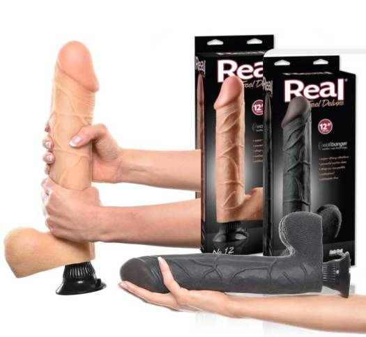 Large Vibrating Dildo By Pipedream Products