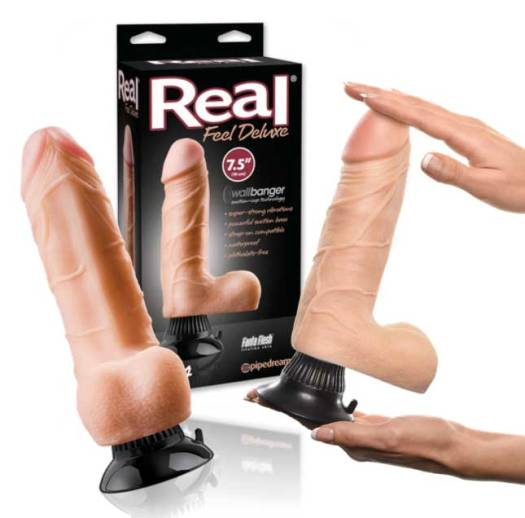 Realistic Vibrating Dildo By Pipedream Products