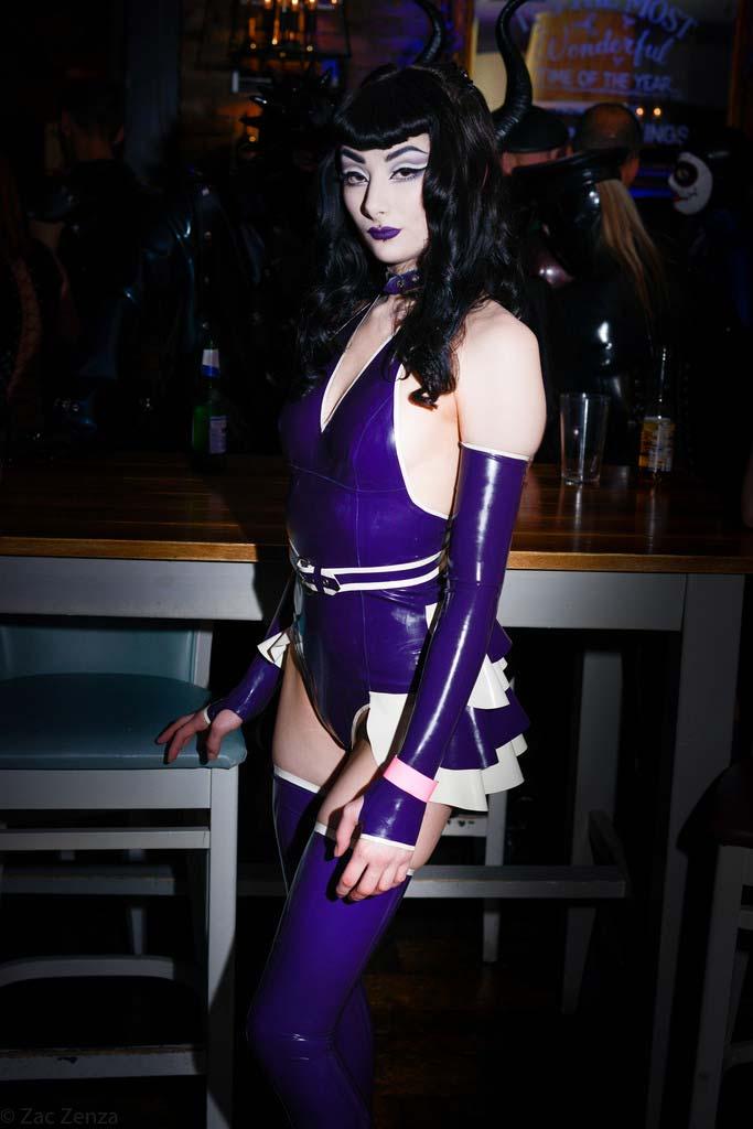 Purple Suit By Tlclatex