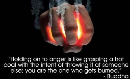 Buddha Quote About Anger