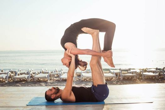 Yoga for couples sex