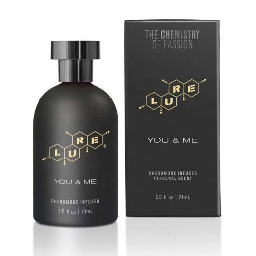 Pheromone perfume for all genders