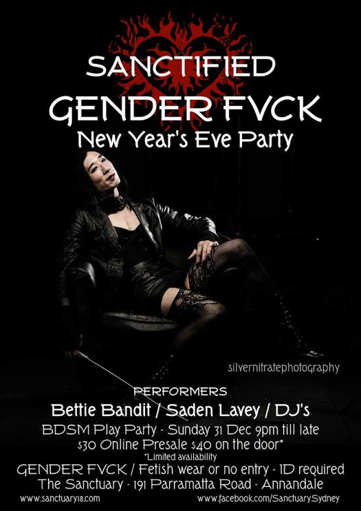 New years eve adult party