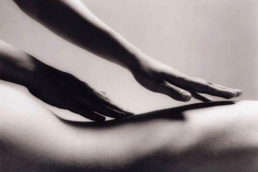 Sexual healing massage