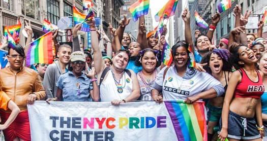 New York LGBRQIA+ community centre