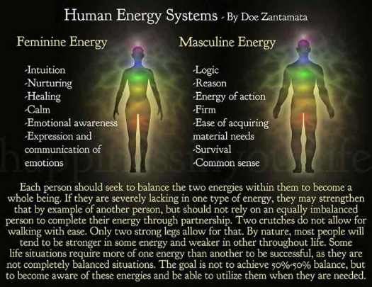 Human Energy Systems Diagram