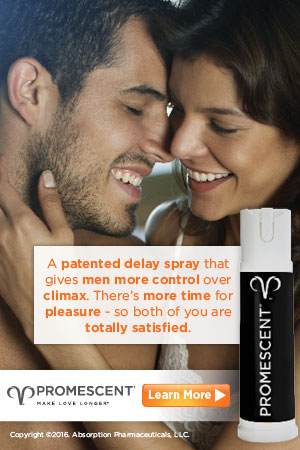 Delay spray to last longer in bed