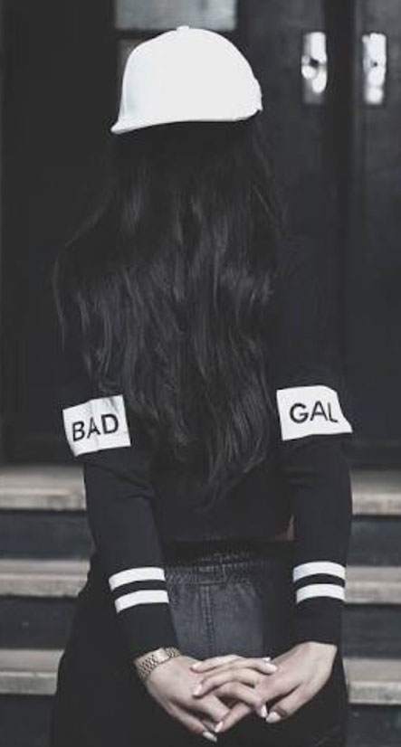 Independent bad gal