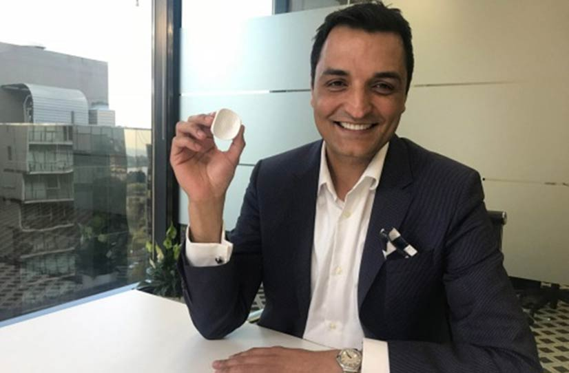 InnovaDerma Haris Chaudhry