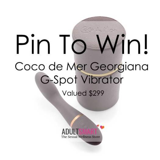Sex toy competition Coco De Mer Georgiana G-Spot Vibrator
