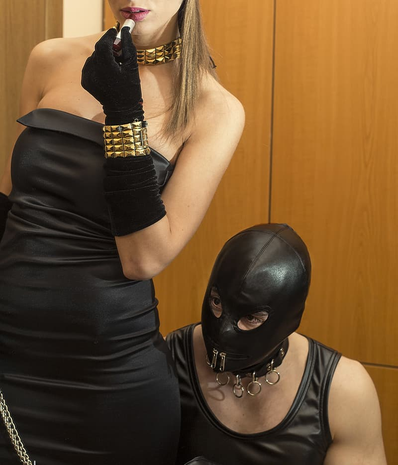 Apologise, Making a bdsm mask advise you
