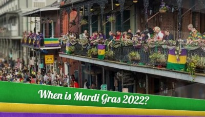 Mardis Gras New Orleans 2022