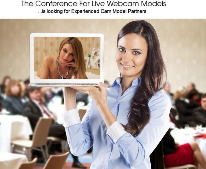 Live Webcam Model Conference