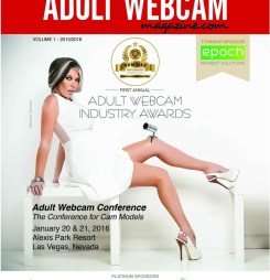 Promotional Opportunity: Appear in the Adult Webcam Magazine