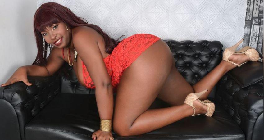 Ebony Chubby Webcam Girl DaliaHarris