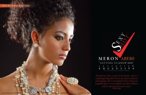 "Meron Abebe – ""Getting To Know Her"""
