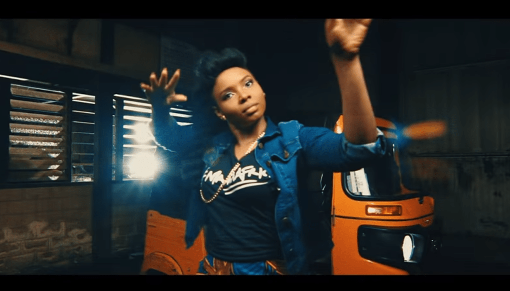 Yemi Alade – Koffi Anan (Dance Video)