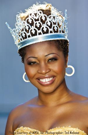 Miss Nigeria In America 2009: Claret Onukogu